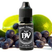 Blueberry & lime e-liquid