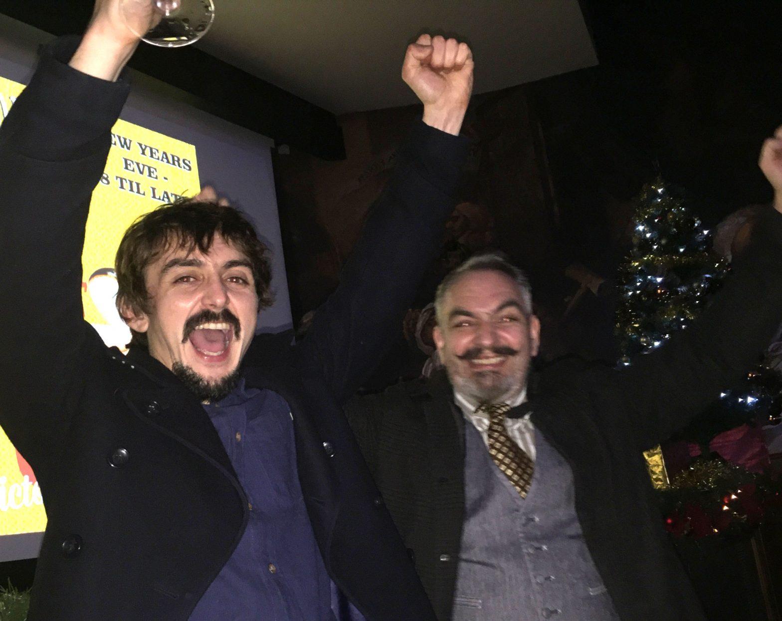 Decadent Vapours Winners