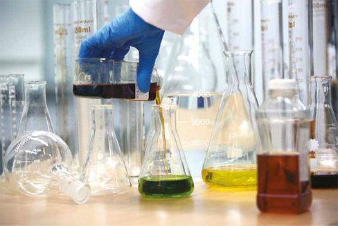 UK e-liquid lab