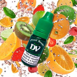 Fruits e-liquid