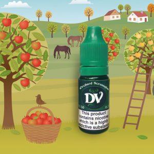 Sweet Apple E-liquid