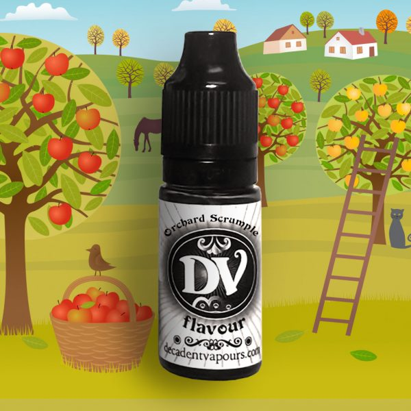 orchard scrumple apple flavour concentrate
