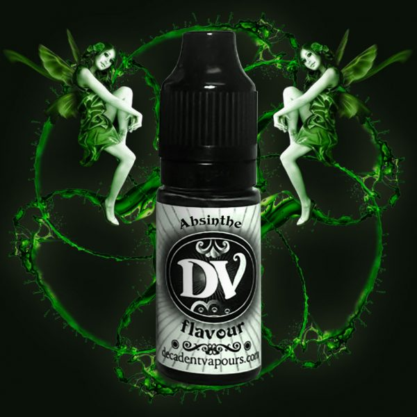 Absinthe e-liquid concentrate