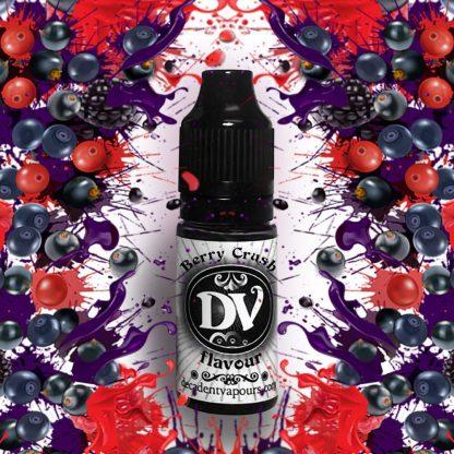 Berry Crush e-liquid concentrate