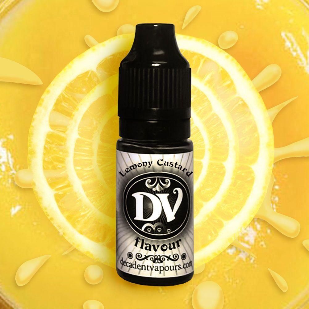 Lemony Custard (Concentrate)
