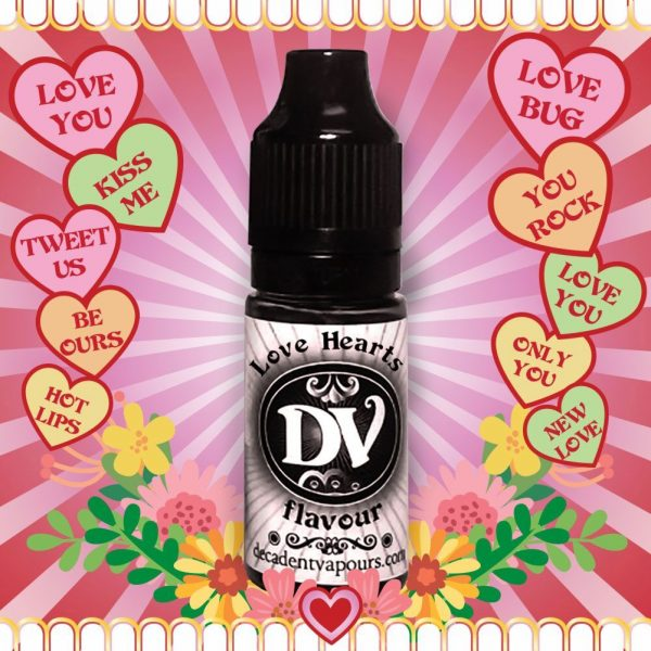 Love Hearts (Concentrate) (Love Potion No.6)