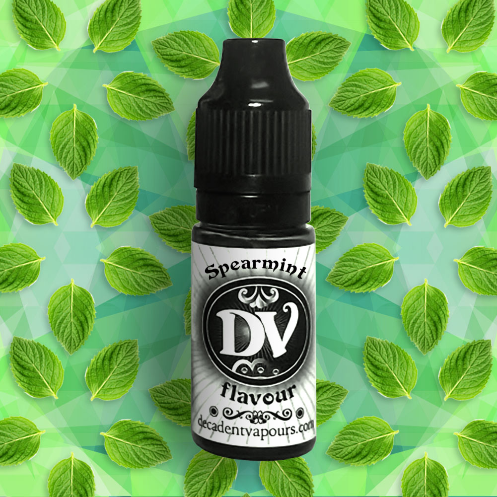 Spearmint-concentrate-e-liquid