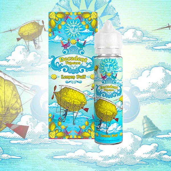 Lemon Puff (60ml Short Fill)