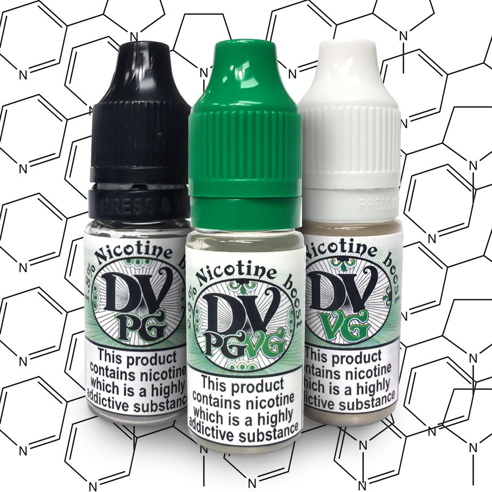 Nic Shots (Nicotine Liquid)