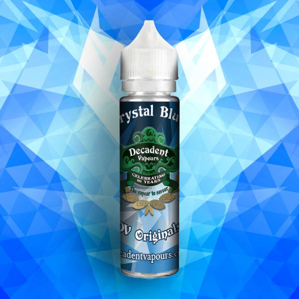 Crystal Blue (60ml Short Fill)
