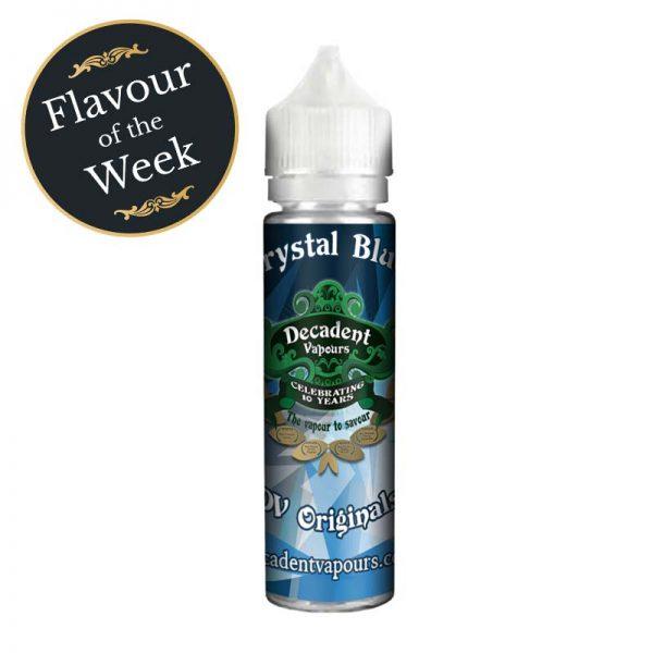 Crystal Blue (60ml Shortfill)