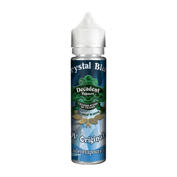 Crystal Blue (60ml Shortfill)