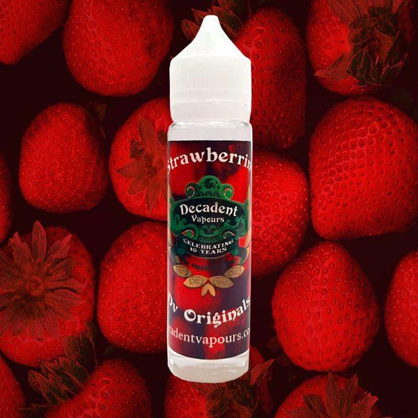 Strawberrino (60ml Short Fill)