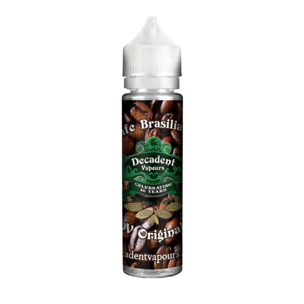 Cafe Brasiliano (60ml Shortfill)