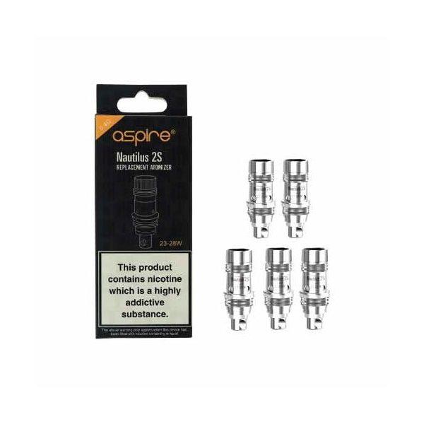 Aspire Nautilus 2S coils (5 Pack)