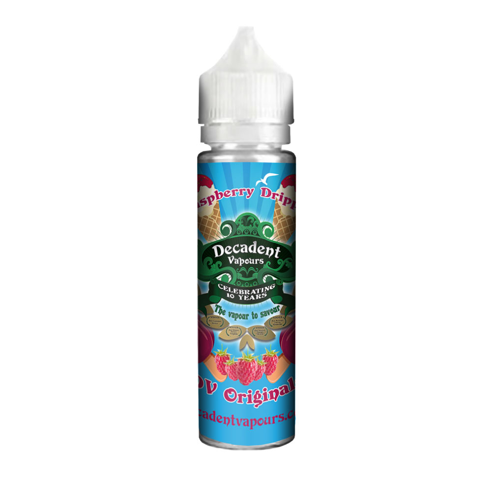 Raspberry Dripple (60ml Shortfill)