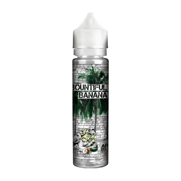 Bountiful-banana-shortfill-e-liquid