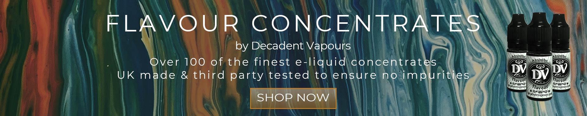E-Liquid-Flavour-Concentrates-Shop-Now