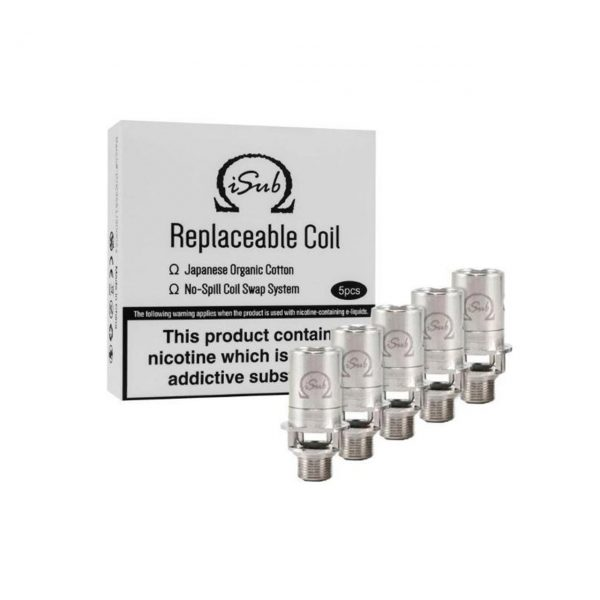 isub-replacement-coils-0.5ohm