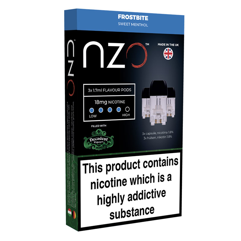 Frostbite - nzo Pod Refill Pack
