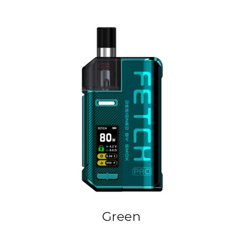 Smok-Fetch-Pro-Green