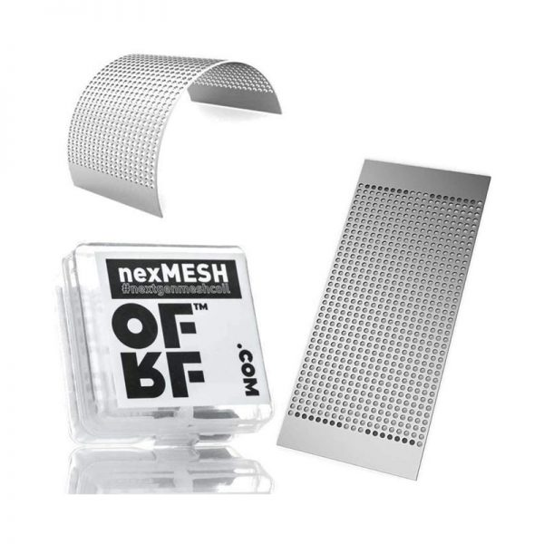 OFRF nexMesh 0.13 Ohm Mesh Strips (10 Pack)