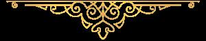 Divider Gold Top