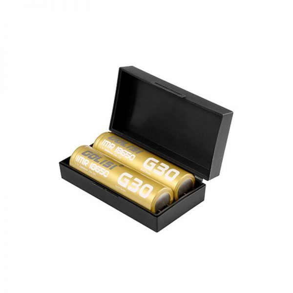 Golisi 18650 G25 Batteries 2500mAh (2 pack)