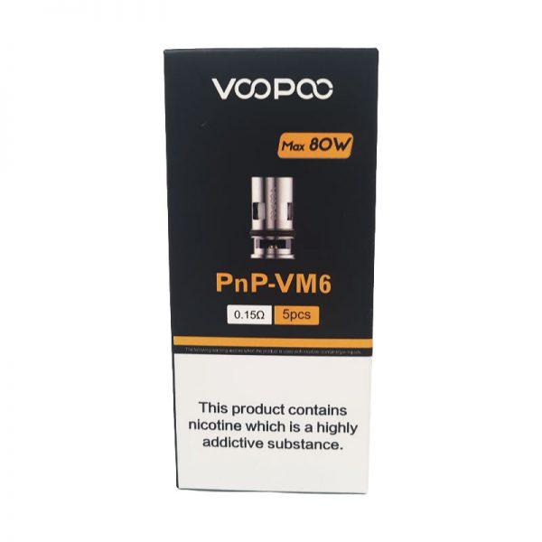 Voopoo PnP Coils (5 Pack)