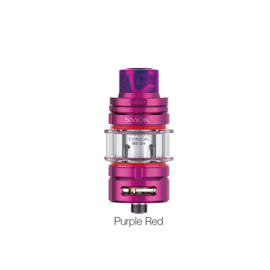 Purple-Red-Smok-TFV16-Lite-Tank