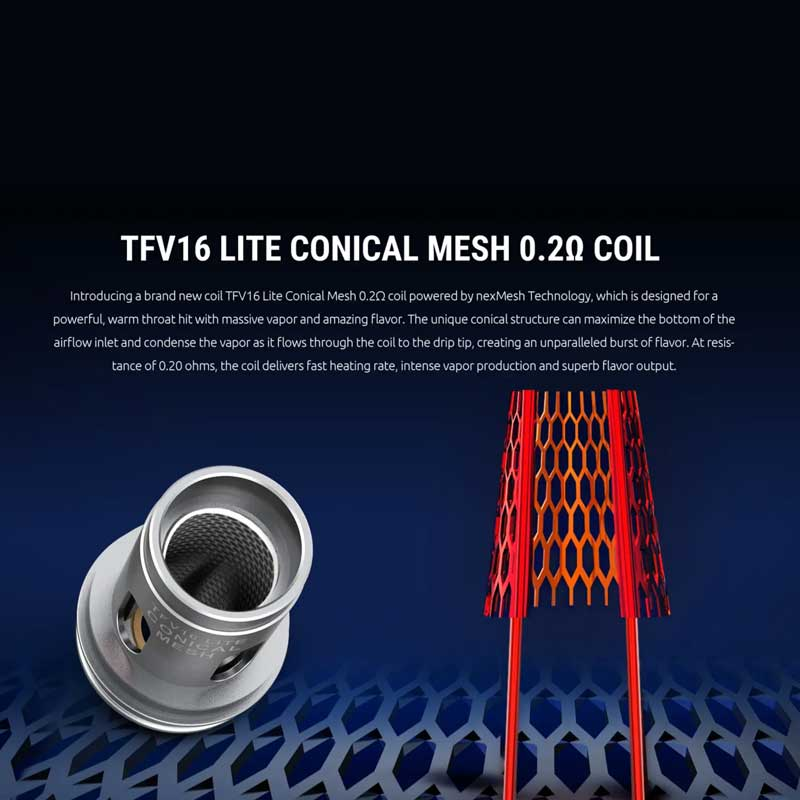 TFV16-Coil-Technology