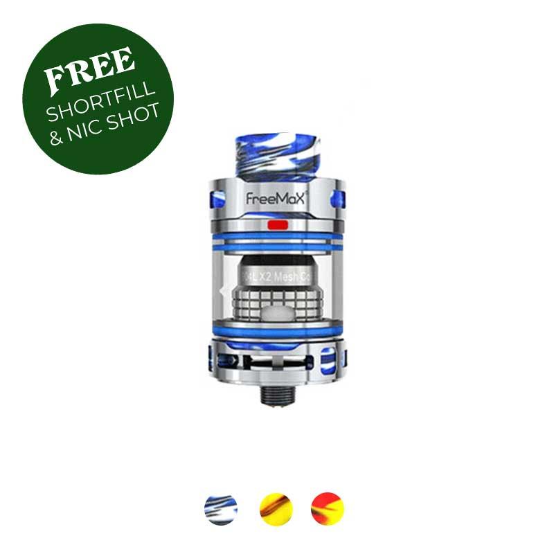 Freemax Fireluke 3 Sub-Ohm Tank