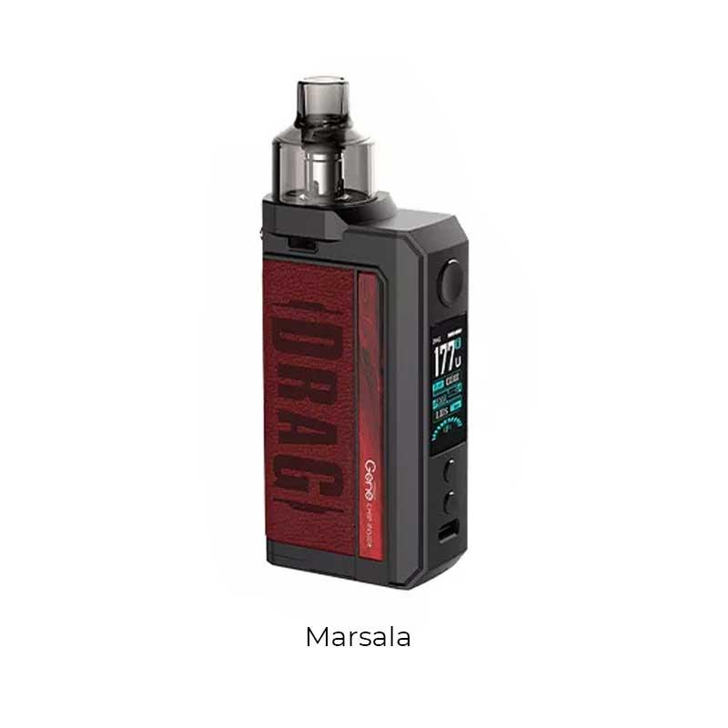 voopoo-drag-max-marsala-red