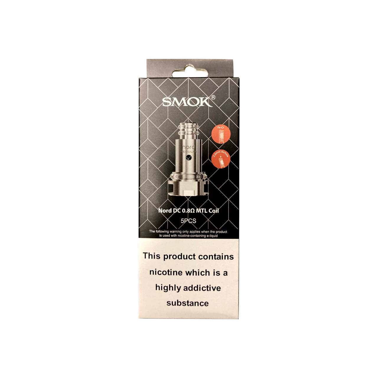 Smok Nord Coils (5 Pack)