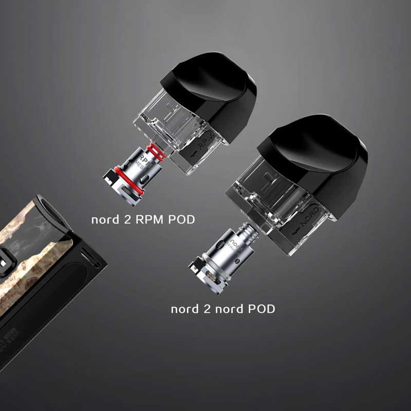 nord-2-pod-options