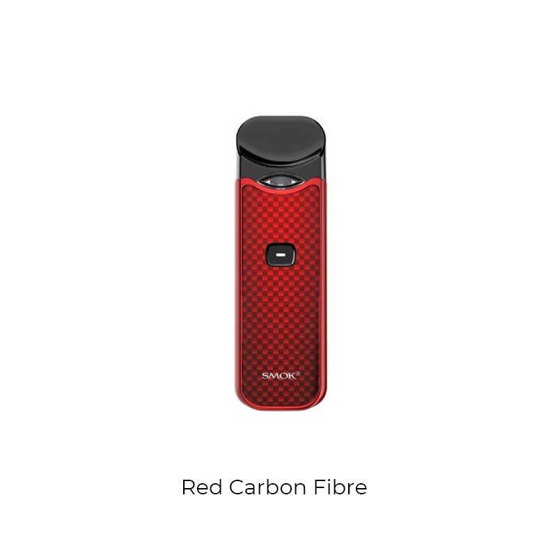 nord-2-red-carbon-fibre